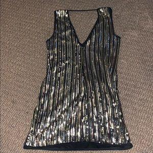 F21 sequin dress